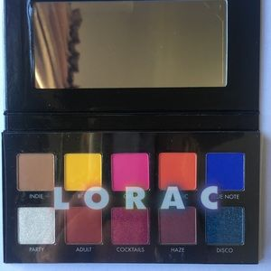 LORAC Makeup - Neon Lights PRO Pressed Pigments Palette, New